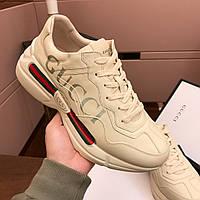 Мужские кроссовки от Gucci, фото 1