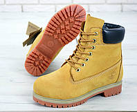 Мужские ботинки Timberland (yellow) желтые