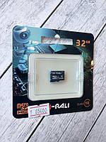 Карта памяти Micro SD 32Gb Hi-Rali Class10 без ад.(UHS-1)
