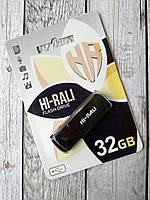 Usb 32Gb Hi-Rali Taga black
