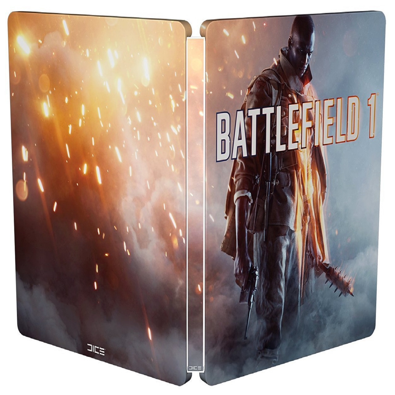 Steelbook Battlefield 1 PS4/XBOX (БЕЗ ГРИ)