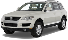 Volkswagen Touareg 02-06-10