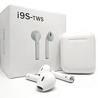 Наушники Беспроводные Wireless I9S TWS Белые