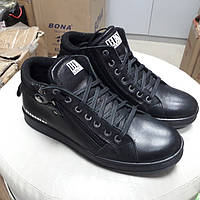 Демисезонные ботинки для мальчика Benz.