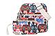 Рюкзак молодежный Цветные Совята Набор 3 в 1, фото 3