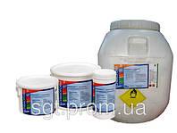 Химия для бассейна Chemochlor Multitab - Медленорастворимые таблетки 4 в 1(табл. 200 г) 5 кг