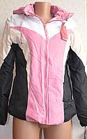 Красная Курточка осенне-весенняя 42 размер (М)