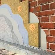 Теплоизоляция стен базальтовым утеплителем