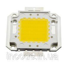 Светодиодная матрица LED 30Вт 6400К 2720Лм
