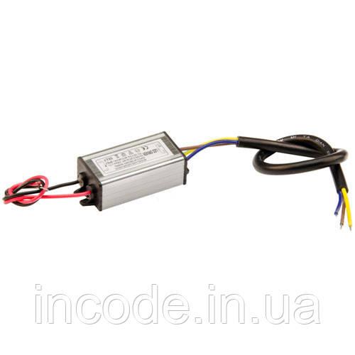 Драйвер для COB матрицы 10Вт 220мА, IP65