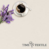 Скатерть Time Textile Aster Сrema, фото 1