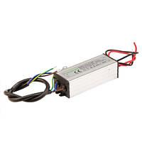 Драйвер для COB матрицы 50Вт 1500мА, IP65, фото 1