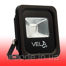Светодиодный прожектор LED 10Вт 620-630nm (красный), IP65