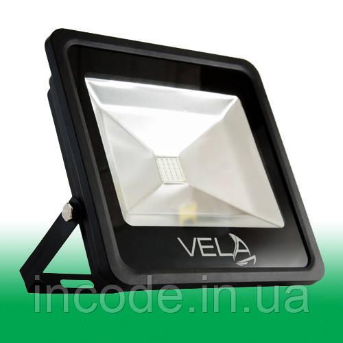 Светодиодный прожектор LED 50Вт 515-530nm (зеленый), IP65
