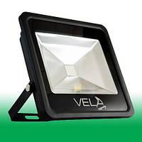 Светодиодный прожектор LED 50Вт 515-530nm (зеленый), IP65, фото 1