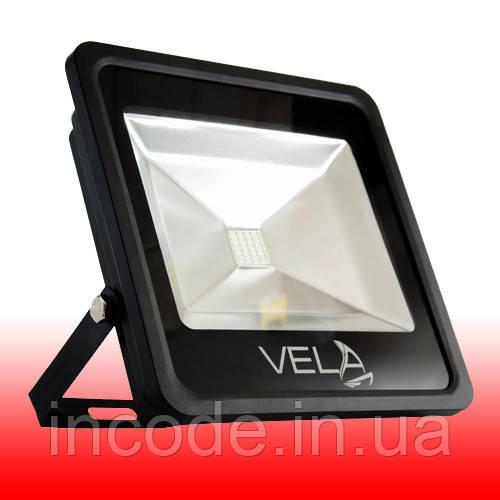 Светодиодный прожектор LED 50Вт 620-630nm (красный), IP65
