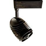 Трековий СВІТЛОДІОДНИЙ світильник VL-COB-3004L 30W 4000К чорний, фото 8
