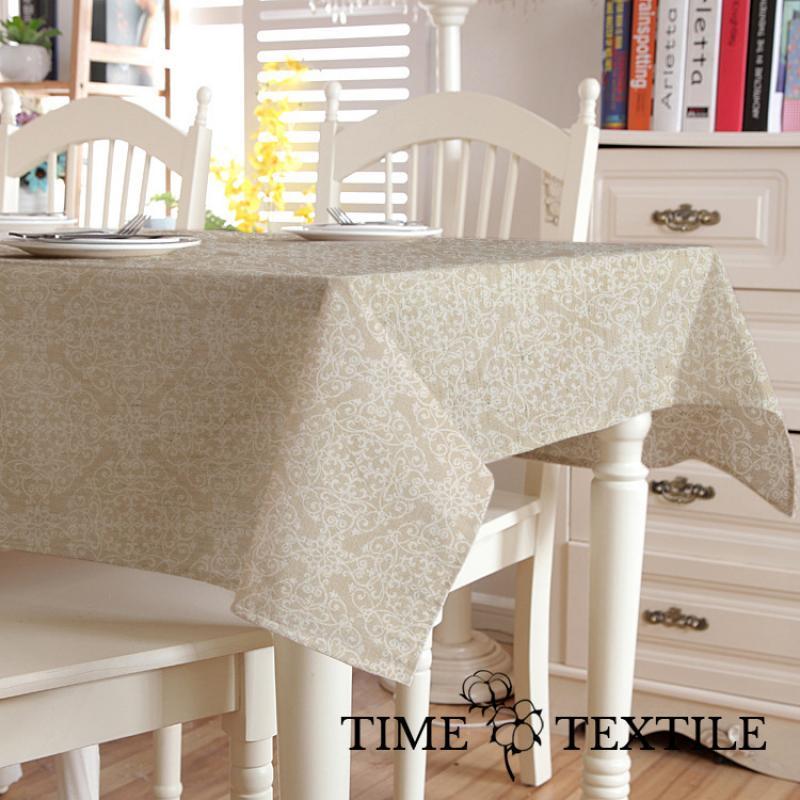 Скатерть Time Textile с акриловой пропиткой Poniente