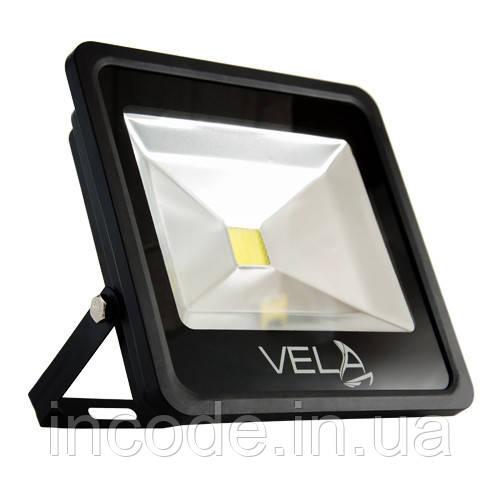 Світлодіодний прожектор Vela LED 50Вт 6400К 4600Лм, IP65