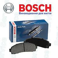Колодки передние BOSCH Audi A6