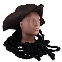 """Пиратская шляпа """"Джек Воробей"""""""
