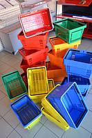 Новое поступление: Корзинки покупателя пластиковые. СуперЦена!!!