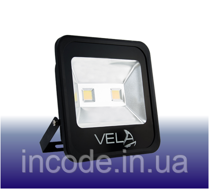Светодиодный прожектор LED 100Вт 450-460nm (синий), IP65