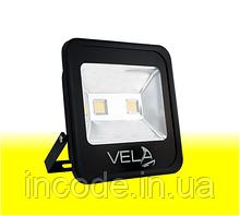 Светодиодный прожектор LED 100Вт 560-600nm (желтый), IP65