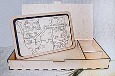 Бизиборд 3в1 дорожный 30 х 40 см, фото 3