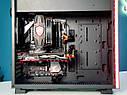 "Игровая сборка ""Fury Bull"" Ryzen 7 3700X / X470 / GTX 1080 / DDR4 16GB / SSD NVMe 256GB / SSD 480GB / 700W Б/У, фото 3"