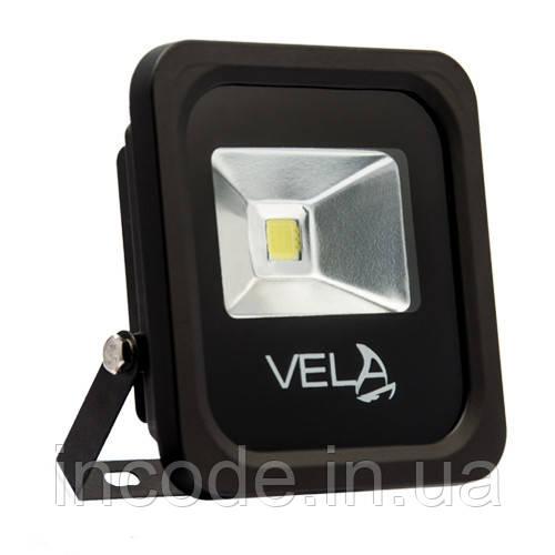 Светодиодный прожектор Vela LED 10Вт 4000К 920Лм, IP65