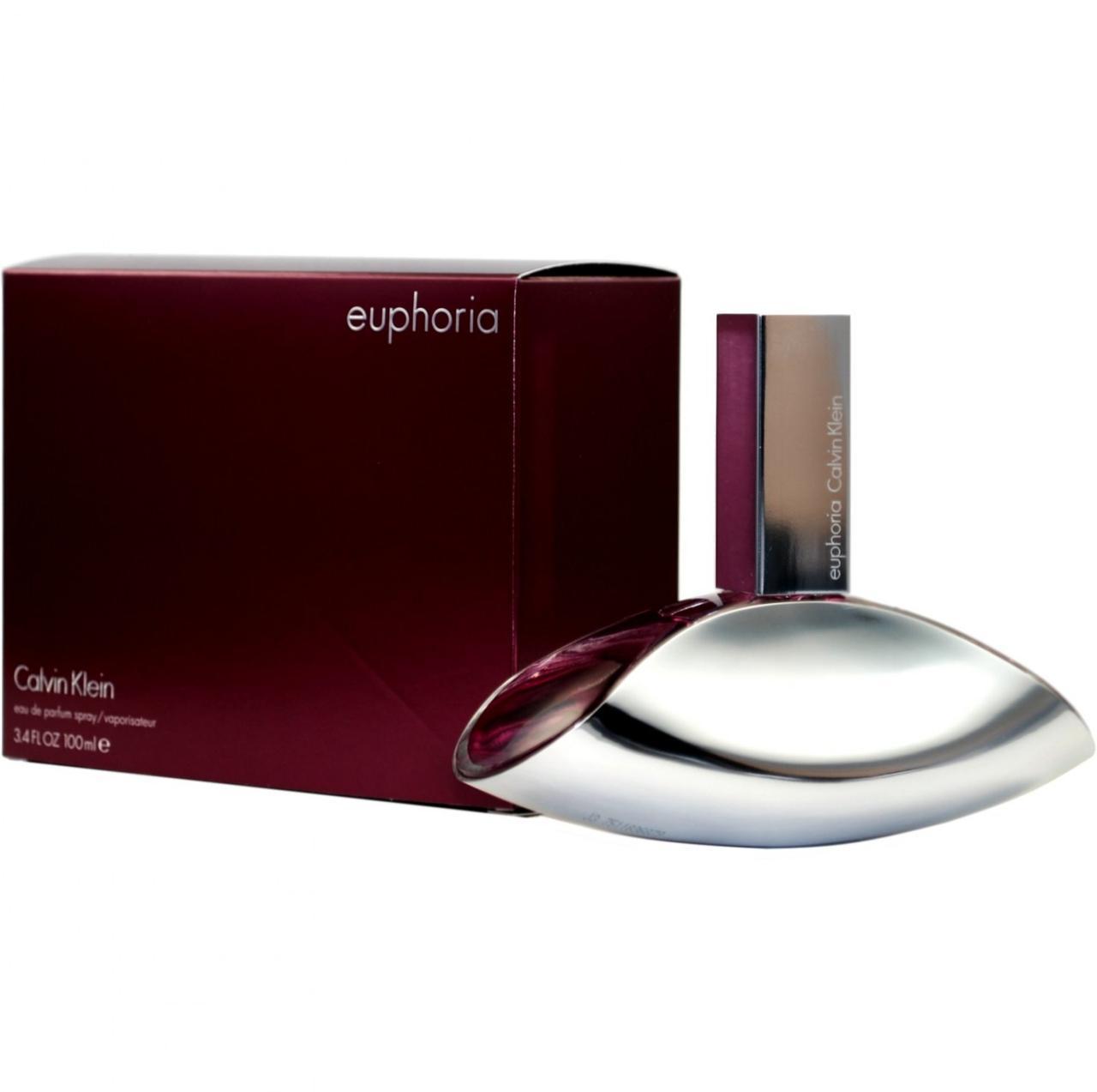 Женская парфюмированная вода Calvin Klein Euphoria (Кельвин Кляйн Эйфория) 100 мл