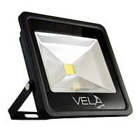 Светодиодный прожектор Vela LED 50Вт 3000К 4600Лм, IP65, фото 1