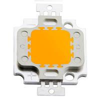 Светодиодная матрица LED 10Вт 3000К 920Лм, фото 1