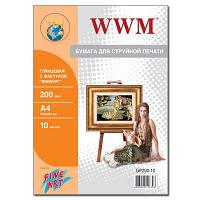 Бумага дизайнерская WWM GP200.10