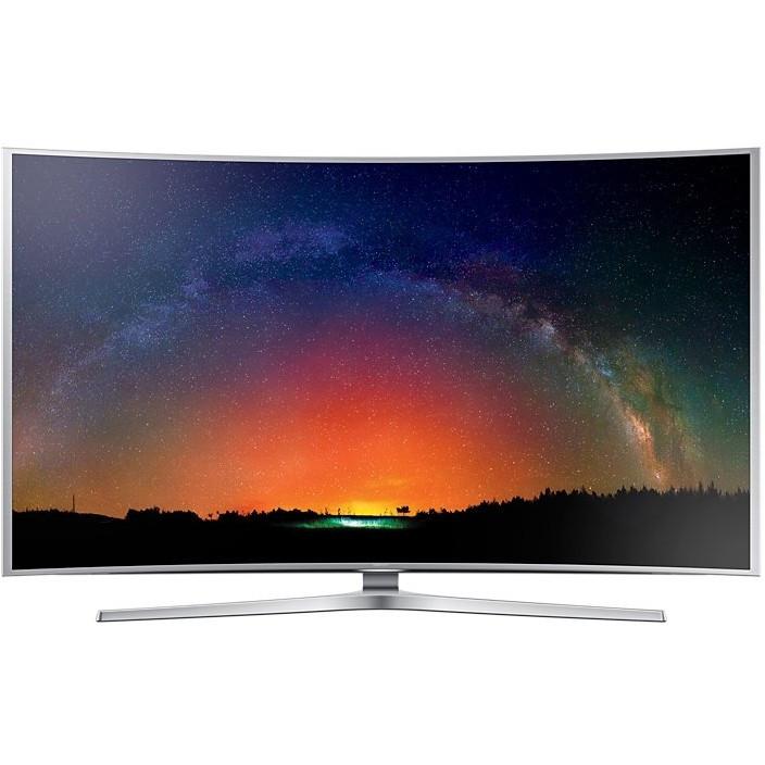 Телевизор Samsung UE65JS9080 (2000Гц, SUHD, Smart,Wi-Fi,3D, ДУ Touch Control, изогнутый экран)