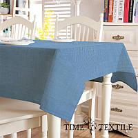 Скатерть из хлопка Time Textile Style Water