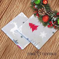 Новогодняя салфетка на стол Time Textile