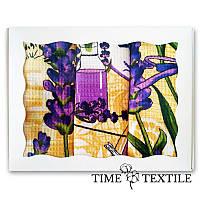 Набор вафельных кухонных полотенец Time Textile Magic Provence 50x60 см 3 шт