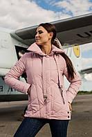 Стильная женская куртка сезона зима 2020 - (арт Азиза к-1)