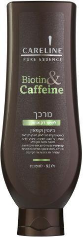 Careline Кондиционер тонких и жирных волос с биотином и кофеином, 600 мл, арт.355680