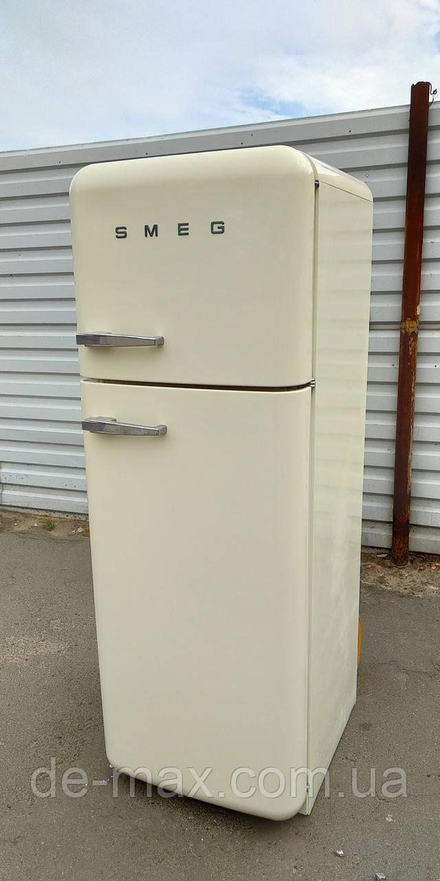 Холодильник Смег Smeg FAB30RP1 бежевый А++ 38дБ LED 296л 2018год