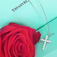 Крестик Tiffany & Co.