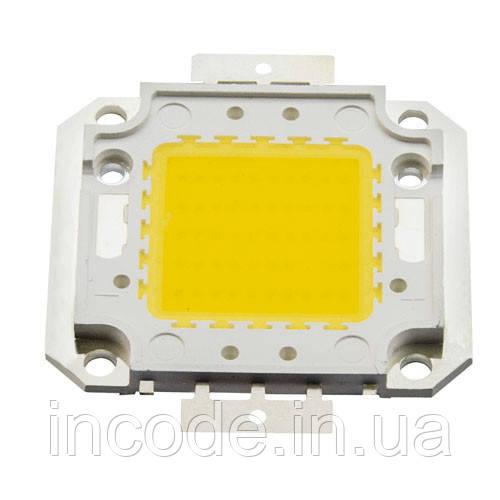 Светодиодная матрица LED 30Вт 3000К 2720Лм
