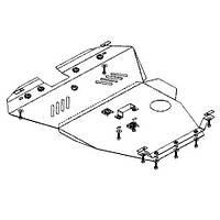 Защита двигателя и кпп  радиатора Chevrolet Evanda  2000-2006