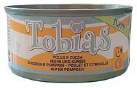Консервы Tobias курица/тыква для щенков всех пород 85 гр.