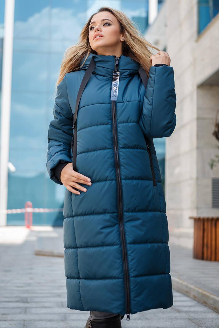 Пальто с утеплителем тинсулейт 44-56 размер