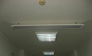 СЭО pro -1-1,6-1(Б) Электрическое инфракрасное энергосберегающее отопление для однокомнатной квартиры