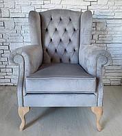 Вольтеровское кресло.Кресло с ушами.