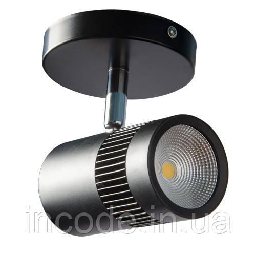 Накладной LED светильник VL-813 13W черный